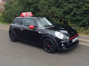 Nottingham Mini Driving instructor