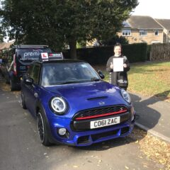 Laura passed with zero faults!